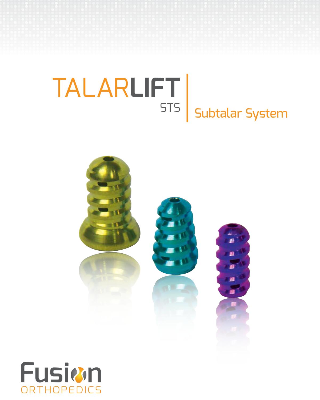TalarLiftSTS_SalesSheet