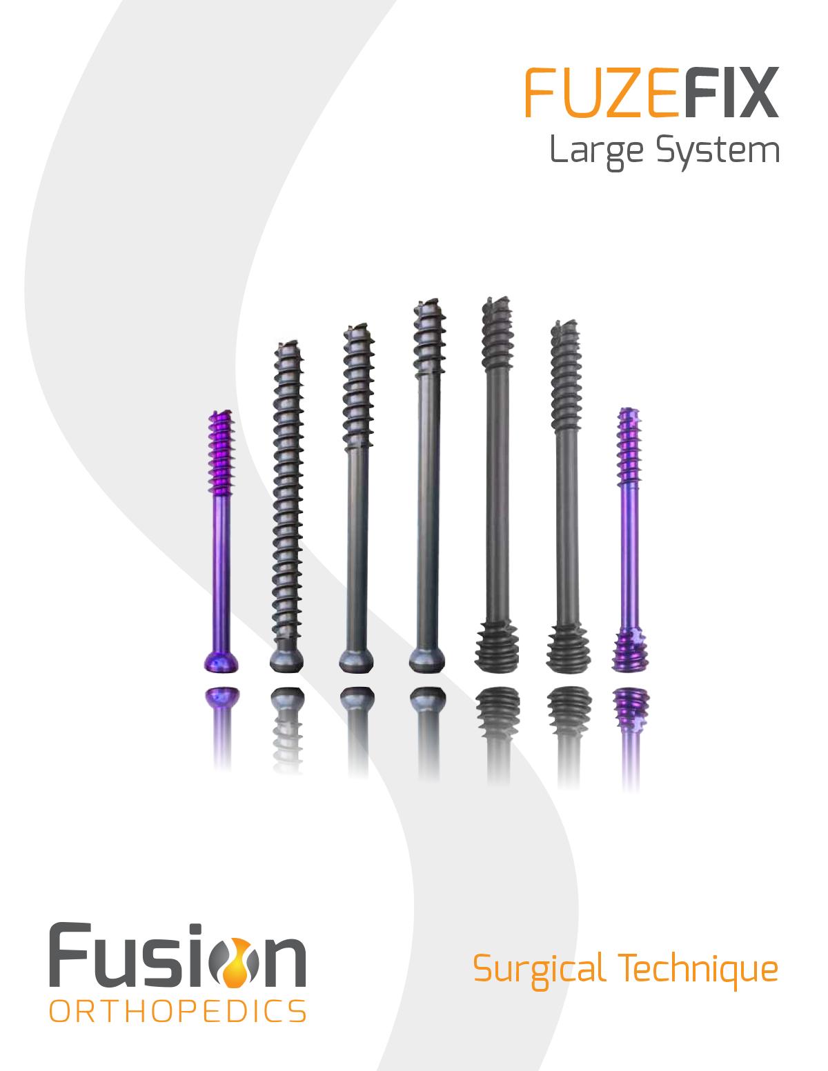 FuzeFix_Large_SurgicalTechnique_Cover