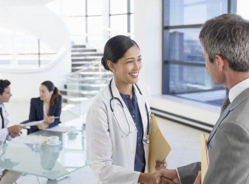 medical sales 2